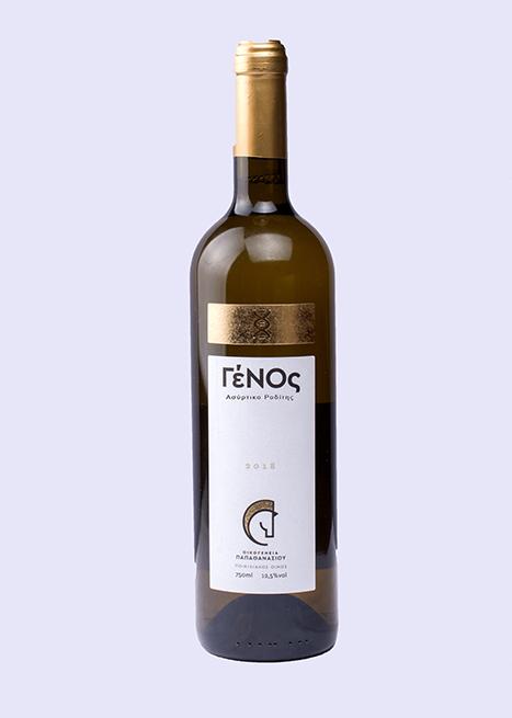 κρασι λευκο ασυρτικο